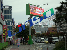 Outdoor P10 Advertising LED Display with Camera,LED Digital Billboard