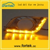 2014 new product headlight daytime runing light LED used in Volkswagen Jetta led drl china factory price
