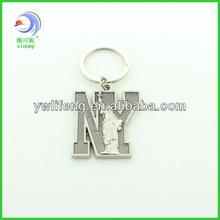New York Key Chain, New York City Keychain, New York Souvenir