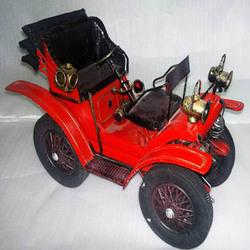 Hot Sale Tinplate Old Car & Decorative Vintage Motorcycle Models