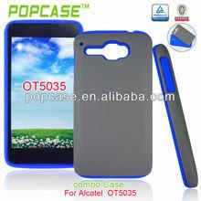 silicone & pc cases for alcatel ot5035