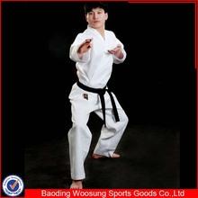 Martial arts karate uniform/100% cotton karate gi/kartae equipment