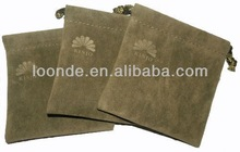 HOT SALE! Germany quality 3x4inch velvet pouches gift bag