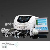 Protable 7 in 1 multifunctional skin scrubber bio face lifting diamond dermabrasion machine
