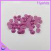 shoe stones ornaments Top sale Hot Fix Epoxy Crystal