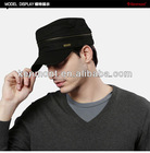 2014 new style formal types of military cap officer cap for men