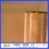 """customize weaving 36""""x100' rolls thermal conductivity copper wire mesh screen"""
