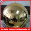 "Durable christmas 6"" hollow plastic balls"