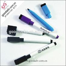 erasable chalk marker pen / white dry erase marker pen / felt tip erasable marker pen