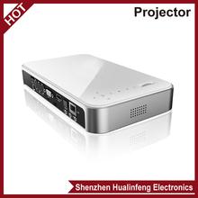 1280x800 pixels mini android phone projector