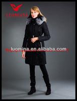 2014 latest real fur high quality shiny fashion ladies wholesale women istanbul leather jacket