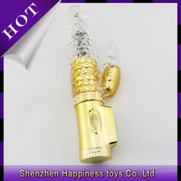 China Manufacturer 2014 New Cheap Sex Toys Adults Waterproof 360 Rotating 36 Speed Big Jack Rabbit Ears Vibrator