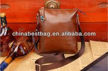 Korean style fashion shoulder bag for men messenger bag