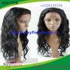 2015 fashion human hair short wig wavy black hair color light brown/medium brown/dark brown scalp