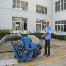 portable shot blasting machine used for floor/road/ground