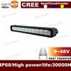 led offroad light bar cree led light bar single row 120w led light bar