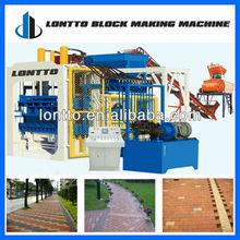 QT10-15 Logical Price High Efficiency Hollow Block Making Machine