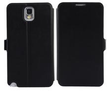 Slim leather cover case for lenovo p780 case