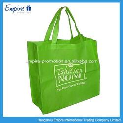 New design fashion full color non woven shopping bag