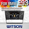 WITSON car multimedia for BMW E93 3 SERIES AIR WITH A8 CHIPSET 1080P V-20DISC WIFI 3G INTERNET DVR SUPPORT