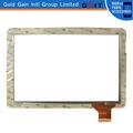 Pantalla táctil digitalizador para 10.1 pulgadas tablet pc dh- 0901a1- fpc10 25.1cm*16.6cm tamaño de la lente de vidrio del p