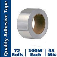 Aluminum Foil Tape Air Conditioner(Aluminum Foil Coated With Rubber Adhesive)