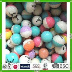 hot sell crazy golf ball