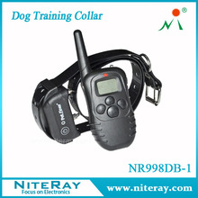 Waterproof new pet dogs products,electric perimeter shock dog collar