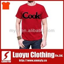 Custom Printed t shirt 100 cotton export quality