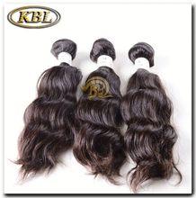 Easy to dye salon hair extension