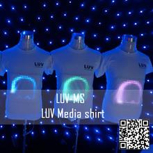 led bar EL Equalizer shirt