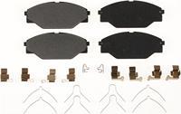 Premium Brake Pads Raw Material