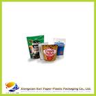 Plastic printing instant milk tea&coffee packing bags