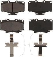 Brake Pads For Nissan Tiida