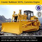 elevated sprocket crawler dozer,cheap brand new bulldozer