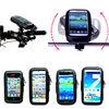 Bike Bicycle Handlebar Mount Holder Waterproof Case Bag for Samsung Galaxy S3 S4 s5
