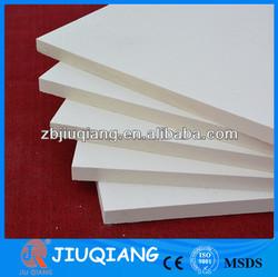 High temperature insulation refractory ceramic white board sheet