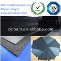 Pvc/caoutchouc nbr- en plastique matériau d'isolation thermique pour climatiseur