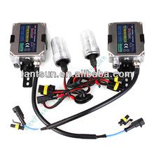 Hot sale HID KIT AC 12v 35w, color 6000K with h1,h3,h4,h7,9005,9006,h11.h13. 35w/55w HID auto headlight