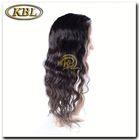 Standard weight long brown layered wigs hair