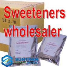 Edulcorante agente de sodio sacarina / cyclohexyl aminoácido sulfónico