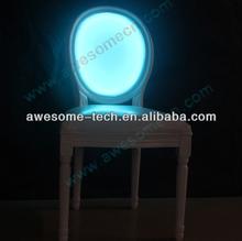 fancy western LED chair