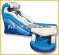şişme su kaydırağı/şişme dalga slayt/yüksek kalite şişme kaydırak havuzu