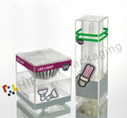 High Quality clear PVC Packing Box