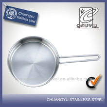 New product stainless steel bacon pan