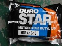 natural & butyl inner tube in Venezuela 4.10-8 DUROSTAR