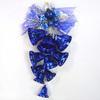 hot selling blue christmas craft supplies metal jingle bells