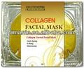 24 K ouro extrato de Placenta de ovelha cristal colágeno máscara Facial