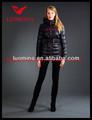 Dernières bonne qualité à long renard fourrure de haute qualité gros hiver pas cher faux veste en cuir