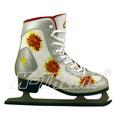 de zapatos pp shell de patinaje sobre hielo artesanías patín de hielo rpis0127 regalos